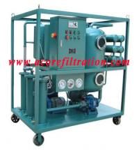 Waste Industrial Lubricating Oil Purifier Machine