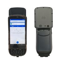 Buy cheap 4G LTE Android Handheld RFID Reader Writer 5.0 Inch Capacitive Touch Screen product
