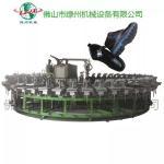 Buy cheap PU safety shoe making machine product