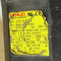 Buy cheap Moteur servo A06B0078B103 à C.A. d'A06B-0078-B103 Fanuc product