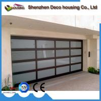 Garage door prices quality garage door prices for sale for Sectional glass garage door