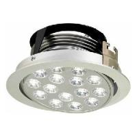 China Long Life 5 W 480 - 500LM 2700 - 8000K Aluminum LED Recessed Ceiling Lighting Fixtures on sale