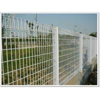 Buy cheap Arc Garden Wire Mesh Fence Panels Round / Square Post Roll Top Easily Assembled product