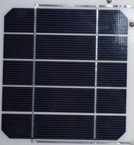 Buy cheap pile 4.5w solaire monocristalline de 156mm*31.2mm avec le rendement élevé 19,0% product