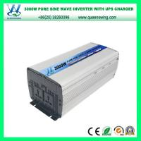 China DC12/24V Auto 3000W Pure Sine Wave Power Inverter with UPS Charger (QW-P3000UPS) on sale