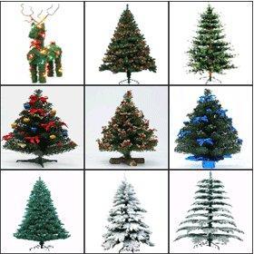 China Árvores artificiais do projeto do Natal wholesale