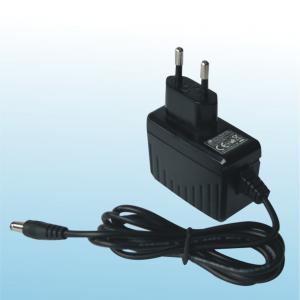 Buy cheap 300Mbps小型無線電信のための9V 0.6A力のアダプターのセリウムFCC UL EMC LVD GS PSE SAA BIS SASO cert product