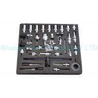 Buy cheap 35pcs/injetores do grupo que desmontam o injetor universal do sistema ferroviário comum reparam as ferramentas CRT029 product