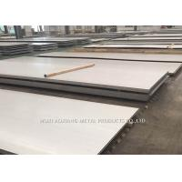 China BA Finish Hot Rolled Stainless Steel Sheet 904L Austenite Steel Non - Magnetic wholesale