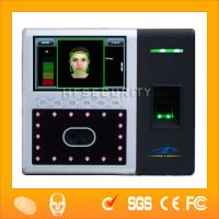 Buy cheap 4.3TFT Touch Screen Free SDK Wireless Time Recorder(HF-FR302) product