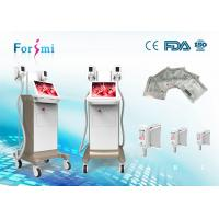 Buy cheap vacuum therapy cellulite treatment machine, cold lipolysis machine for fat freeze product