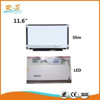 Buy cheap B116XW03 V2 11.6 notebook HD lcd screen display Up and bottom bracket from wholesalers