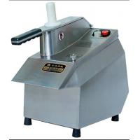 Buy cheap Vegetable Slicer Food Processing Equipments 220V Stainless Steel product