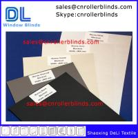 Buy cheap 3 Pass blackout roller blinds with 250cm width product