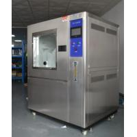 Buy cheap LED Light Environment Powdered Cement Sand Ddust Test Machine Chamber Equipment product
