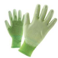Buy cheap PVC or PU Gloves / PU Palm Fit Glove product