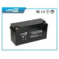 Buy cheap Vrla agm deep cycle gel Sealed Lead Acid Battery 12V 100ah 150ah 200ah product