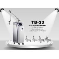 Buy cheap Rf Tube 10600nm Co2 Fractional Ablative Skin Resurfacing Laser Medical Machine product