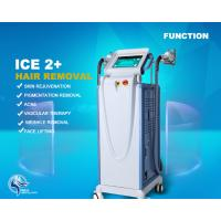 Buy cheap 3500W Ipl Laser Hair Removal / Acne Removal Machine 10.4 True Color LCD Touch Screen from wholesalers
