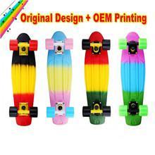 Buy cheap Скейтборд ОЭМ напечатанный логотипом красочный на Новый Год product