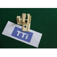 Buy cheap ABS + PC Indestrial Precision Injection Molded Parts For Architechtural Parts product