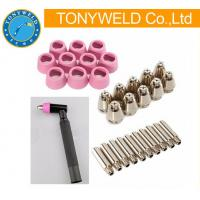 Buy cheap Durable SG55 Electrode Nozzle Plasma Cutter Spares For Plasma Torch Cutter product