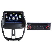 Buy cheap Car Stereo for Peugeot 207(2009-2013) Headunit GPS Navigation Sat Nav Auto Radio DVD Player C207 product