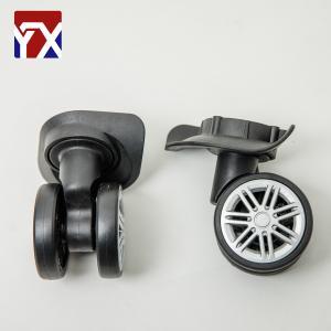 Buy cheap 2020 fashion detachable plastic rubber luggage suitcase wheels parts product