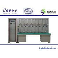 Buy cheap Three phase meter test station, 24 position complete system 0.05% accuracy class from wholesalers