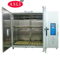 Buy cheap Pharmaceutical Stability Testing Laboratory Equipment Walk - In Temp Humidity Chamber product