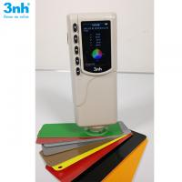 Buy cheap 3nh Nr110 Colour Difference Meter 4mm Small Aperture Handheld Colorimeter from wholesalers