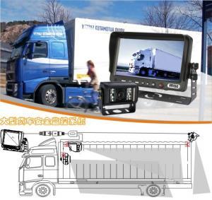 カメラ システムを逆転させるトラック