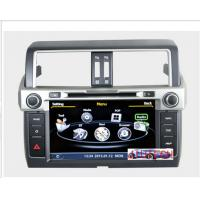 China Car DVD Player GPS for Toyota Land Cruiser Prado 2014+ GPS Navigation Headunit WiFi BT on sale