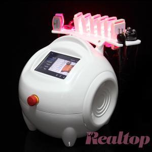 Buy cheap Cavitation RF Lipo Laser Lipo lipolysis Body slimming Fat Burning Machine product