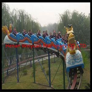 Buy cheap Attraction !!!Outdoor sliding dragon rides amusement park equipment product