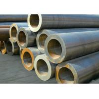 Buy cheap Heat Exchangers Petrochemical Pipe Seamless Steel ASTM A333 Gr 6 Material Durable product
