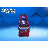 Buy cheap Classic Arcade video Redemption Game / Crazy Coin Operated street Basketball Machines product