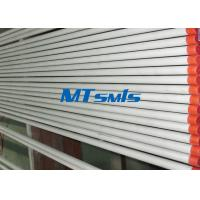 Heavy Wall Thickness Duplex Steel Tube ASTM A789 UNS S31803 10mm / 12mm / 14mm