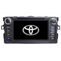 Buy cheap Toyota Corolla 2012 Android 9.0 2 Din Car Stereo Multimedia Player Support android and iphone mirrorlink TYT-7108GDA product