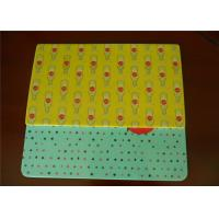 China Durable Melamine Square Dinner Plates , Childrens Melamine Plates For Serving Fruit wholesale
