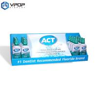 Buy cheap Advertising Portable Counter Hook Display Stand For Teeth Health Care Products product