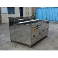 Buy cheap Multi Tank Industrial Ultrasonic Cleaner For Car / Motor / Truck Wash Rinse Dry Ultrasonic Parts Cleaner product