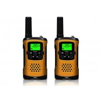 Buy cheap ABS Body Lightweight Home Two Way Radio , Kids Two Way Radios With Charger product