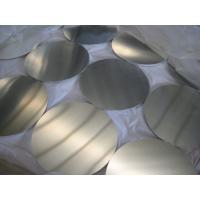 1050 1060 3003 DC / CC Aluminium Disc Cookware Utensils Basin Aluminum Disk with thickness 0.5mm to 3mm for sale