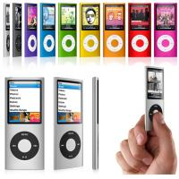 Buy cheap 1GB - 8GB1.8 inch TFT Screen Mp3 Mp4 Player With FM Radio, Picture Browser product