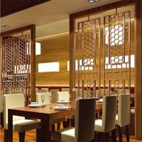 Buy cheap Stainless steel wall panels home screen manufacturers custom color laser cutting partition product