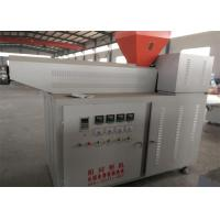 Buy cheap High Speed PP PE Raw Material Plastic Extrusion Machine With Frequency Control product