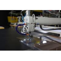 China Small Rotary Hook CNC Sewing Machine Automatic Pine Line Non Oil Structure on sale