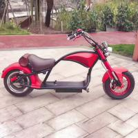 Buy cheap Electric Motorcycle Two Wheel Mobility Scooter 19 Inch Tire 60km/h Motor Brushless product
