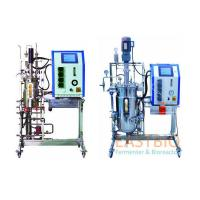 Buy cheap Automatic Control In Situ Sterilizable Fermenter Adjustable Speed AC Motor With Gear Box product